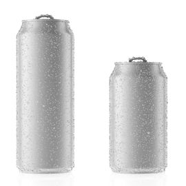 China 350/355ml Aluminum Beverage Cans ECO Friendly Customized Color Custom Logo supplier