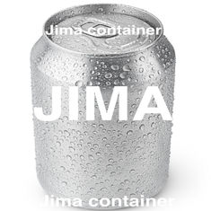 Empty Customized Aluminum Beverage Cans 12oz 16oz Food Grade EU Standard