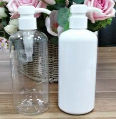 China Immediately shipping Plastic Bottles with Lotion Pumps for corona virus covid-19 factory