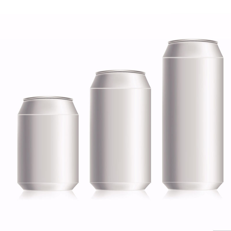 Empty Aluminum Beverage Cans Red Bull 250ml Slim For Energy Drink Adrenaline supplier