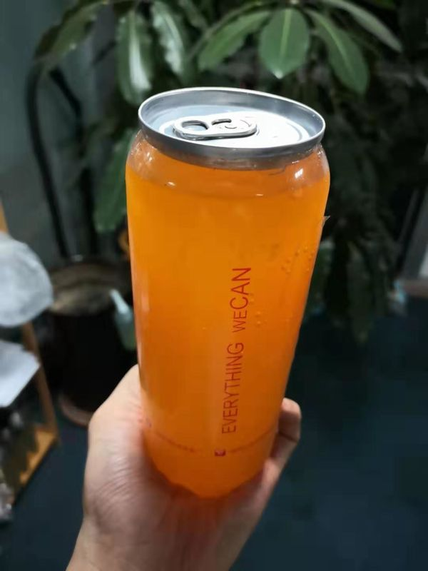 Transparent Beverage Solutions Plastic Easy Open Can For Food High Temperature Resistance supplier