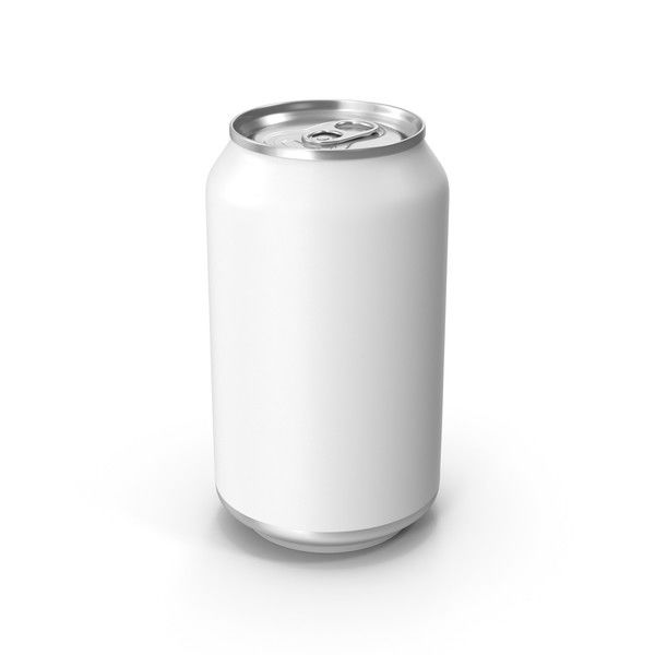 355ml 12OZ White Printed Aluminum Energy Drink Cans