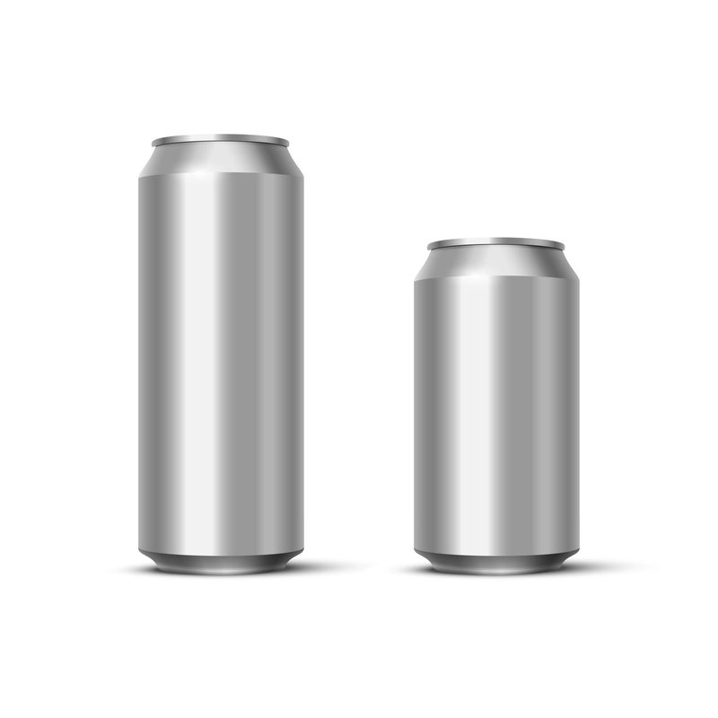 Soft Drink Coke Printed 250ml Aluminum Beer Cans