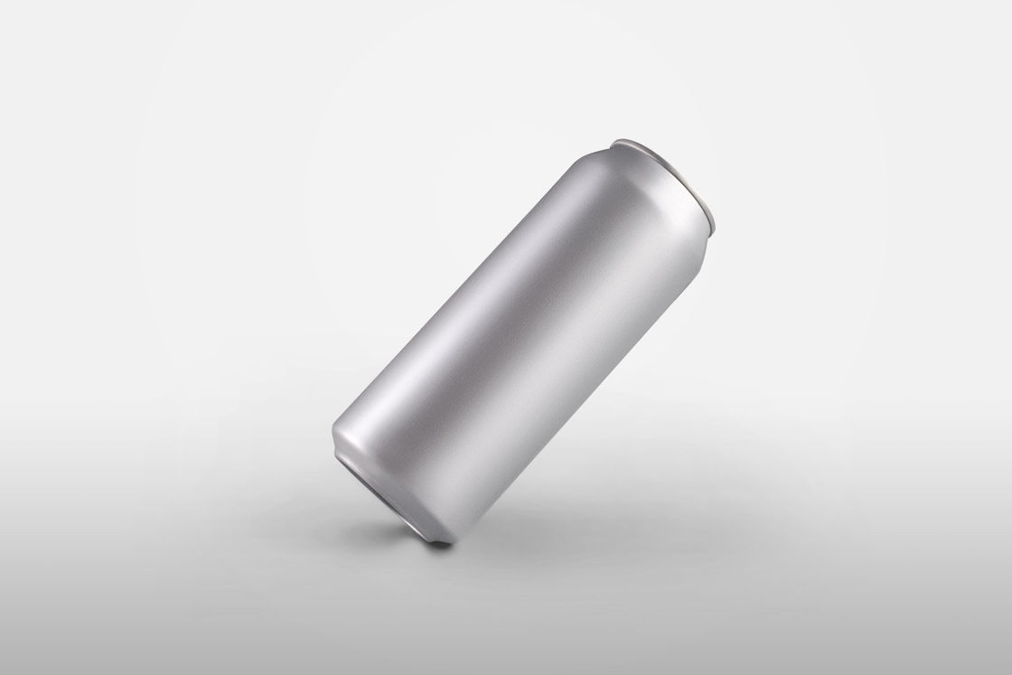 SGS 0.27mm Thickness 250ml 8.4oz Empty Aluminum Cans
