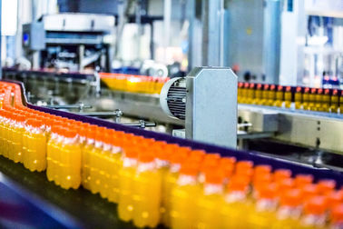 Fruit Juice Beverage Can Filling Plant Milk Beverage Health Drink Ice Tea Energy OEM