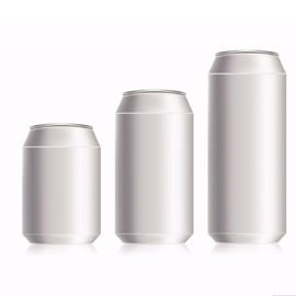 Empty Aluminum Beverage Cans Red Bull 250ml Slim For Energy Drink Adrenaline